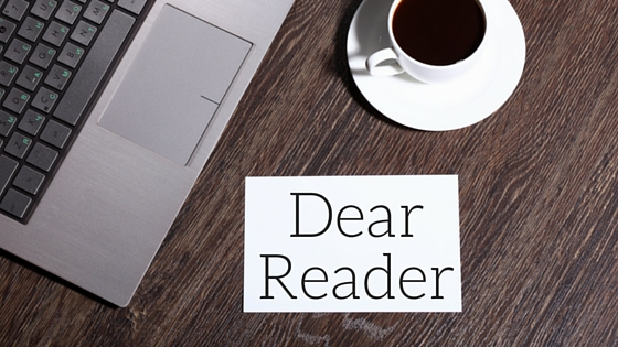Dear Reader: An Introduction