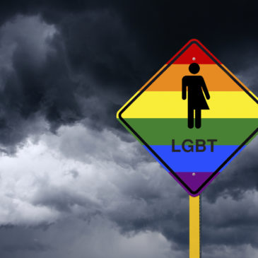 The Flood, Gay Pride, and the Rainbow