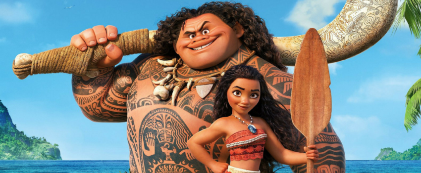 The Morality of Disney Movies and The Problem with Moana