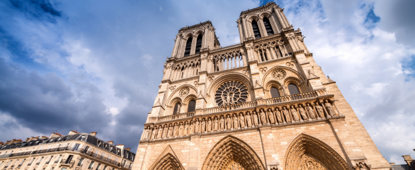 Reflections on The Notre Dame Fire & The Soul of Western Civilization