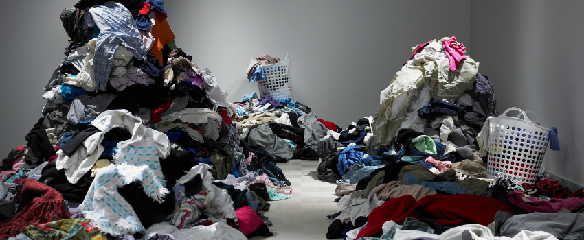 Decluttering: Make Three Piles, And Ask Three Questions